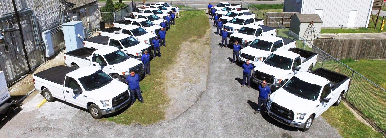 Karl Senner Service Team