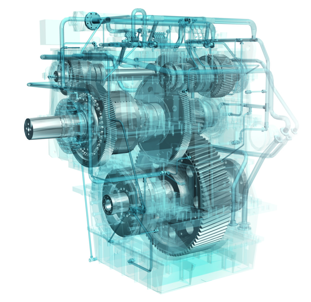 sval gearbox