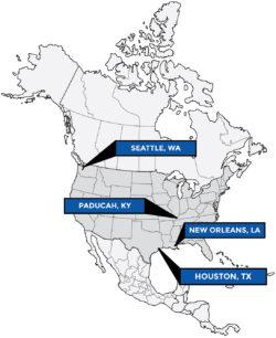 Karl Senner Service Locations