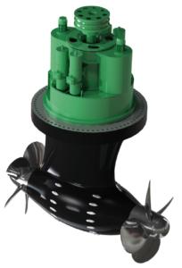 steerprop eco-efficiency