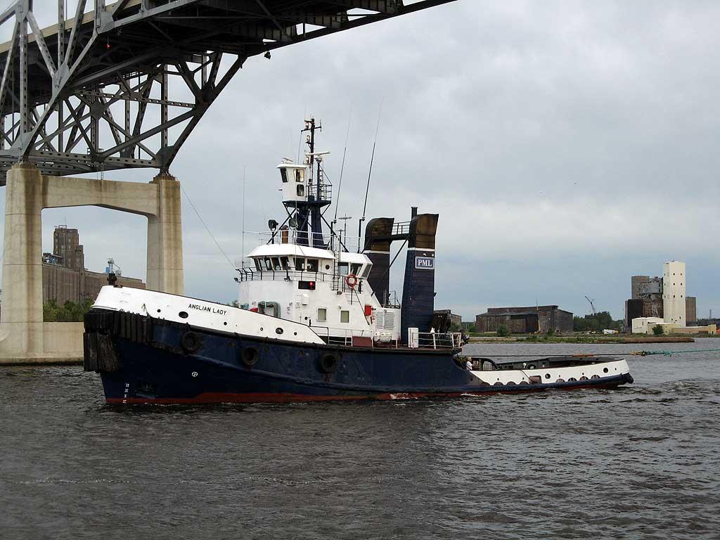 Purvis Marine vessel